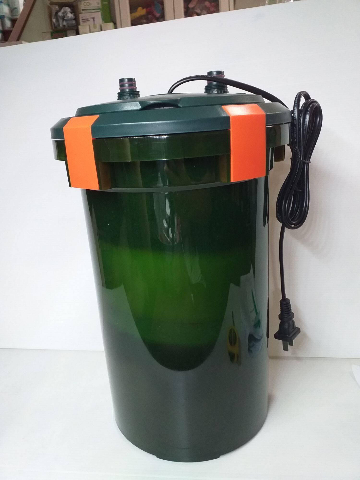 กรองนอกตู้ปลาXilong XL-804D เครื่องกรองน้ำตู้ปลา ระบบกรองตู้ปลา ที่กรองตู้ปลา