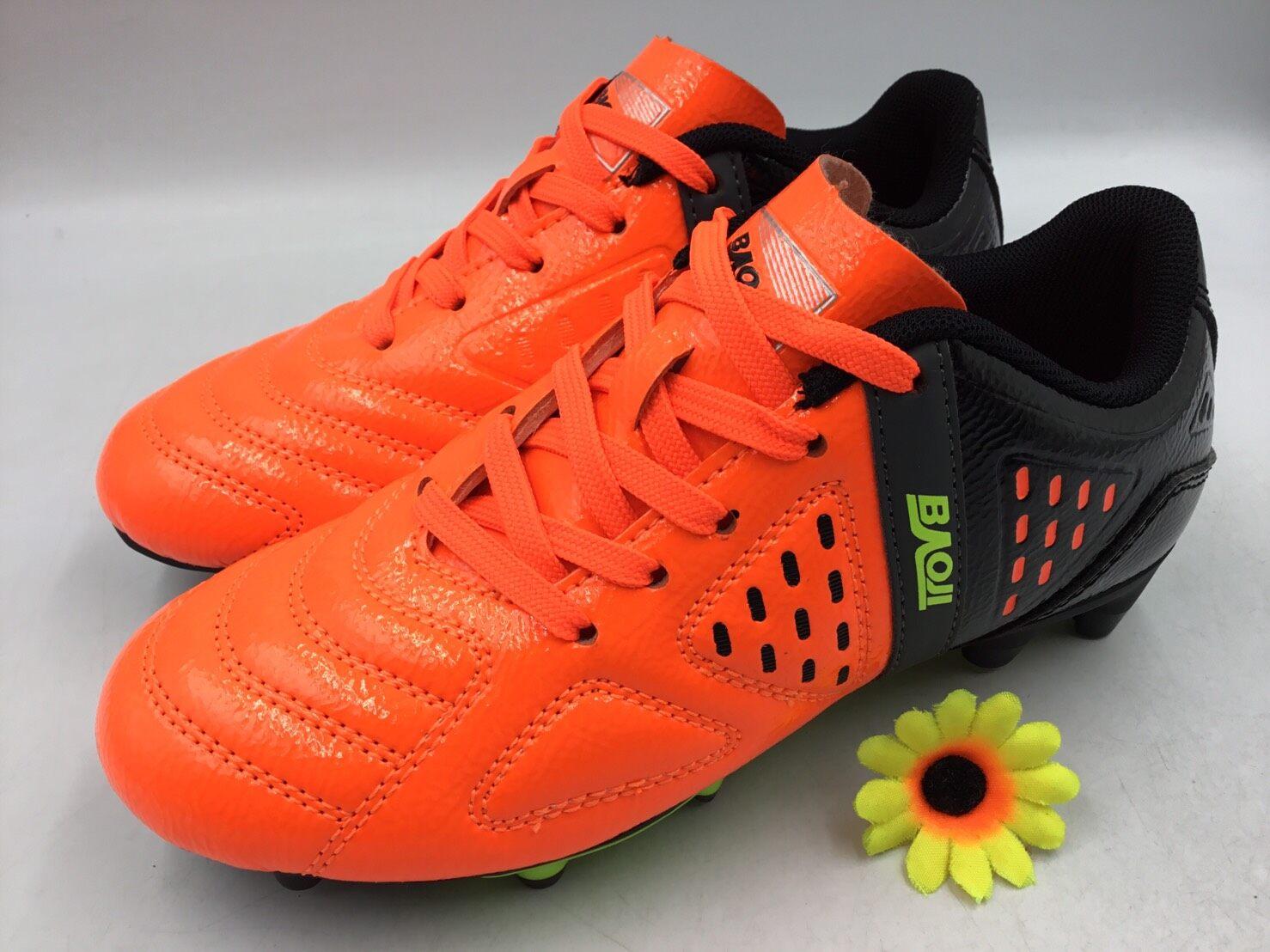 รองเท้าสตั๊ดเด็ก แบรนด์ Baoji(บาโอจิ) รุ่นgh817.
