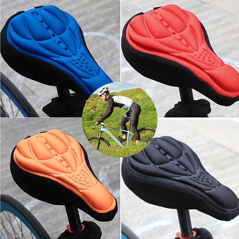 เบาะรองนั่ง 3d รองรับการกระแทกสำหรับจักรยาน (เบาะเสริม).