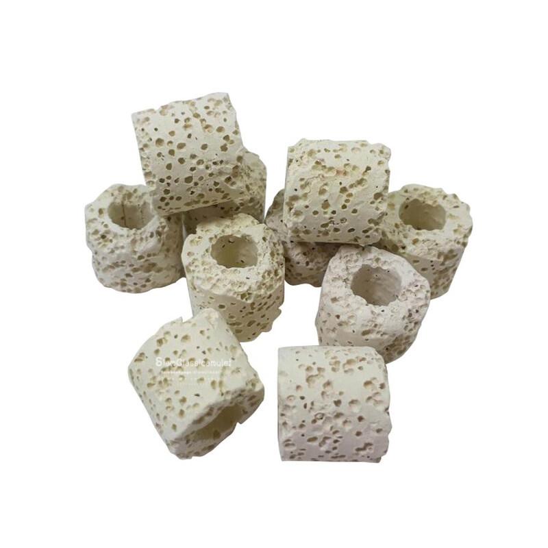 Ceramic Ring เซรามิค ริง สำหรับกรองน้ำบ่อปลา น้ำหนัก 500 กรัม