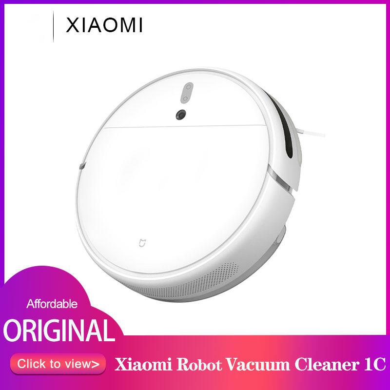 [Xiaomi Youpin] Mi Mijia Robot Vacuum Mop 1C cleaner Sweeper หุ่นยนต์ดูดฝุ่นอัตโนมัติไร้สาย