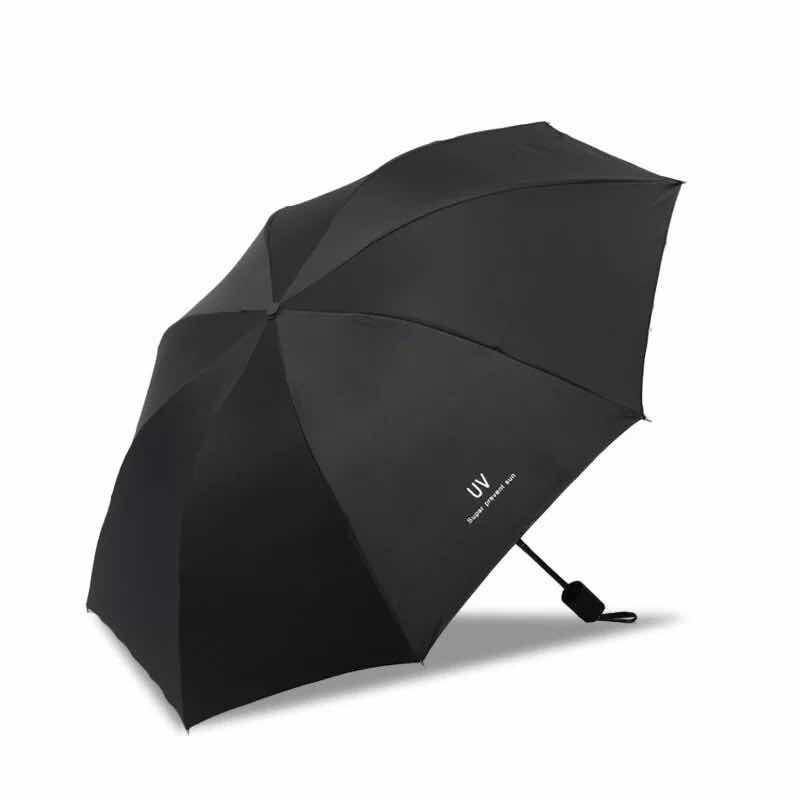 ?ถูกที่สุด? ร่มพับสามตอน Umbrella ร่มพับกันยูวี ร่มกันแดด กันฝน แข็งแรง คุณภาพดี ราคาถูก ครบสี พร้อมส่งจากไทย