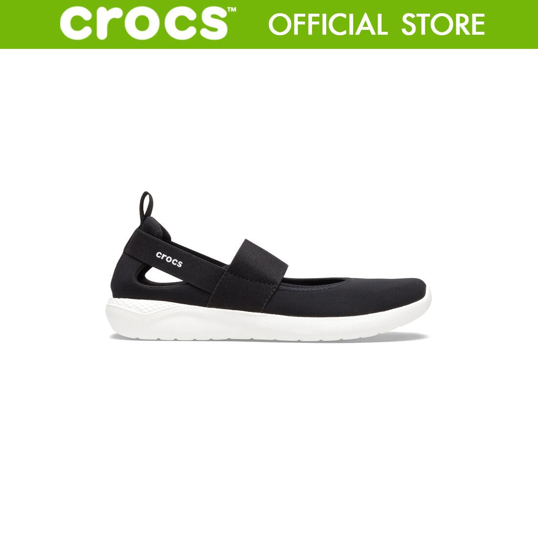 Crocs Literide Mary Jane รองเท้าลำลองผู้หญิง.