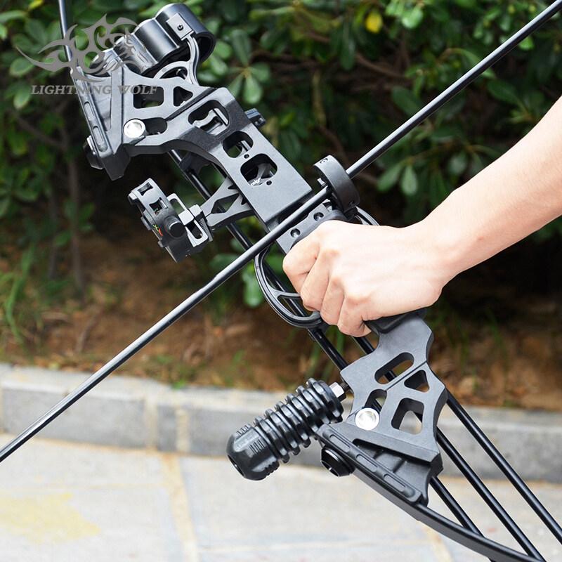 [ขวามือ Rh] X7 ธนูลากตรง, อุปกรณ์ยิงกลางแจ้ง, ธนูตกปลา..