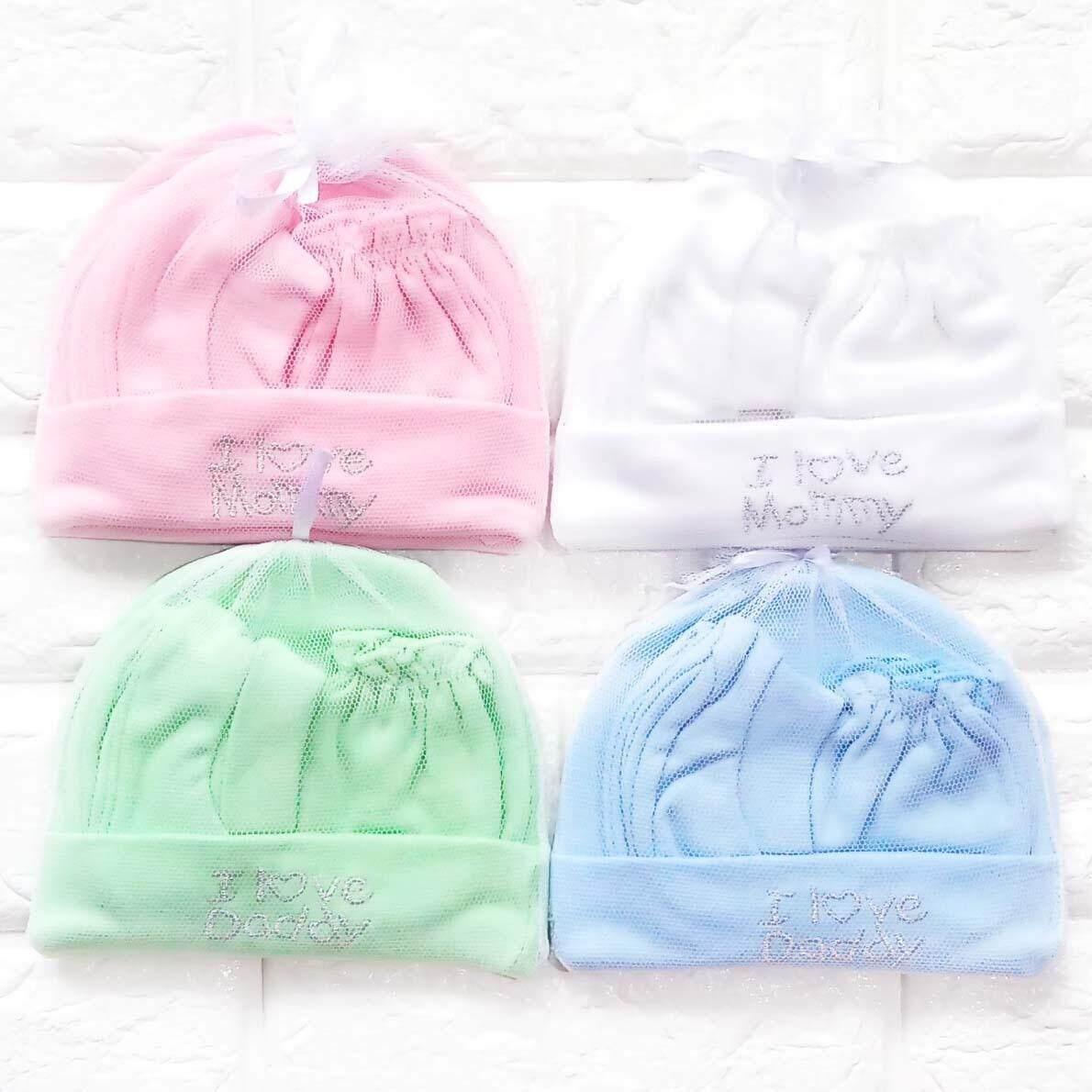 หมวก ถุงมือ ถุงเท้าเด็กอ่อน/เด็กแรกเกิด