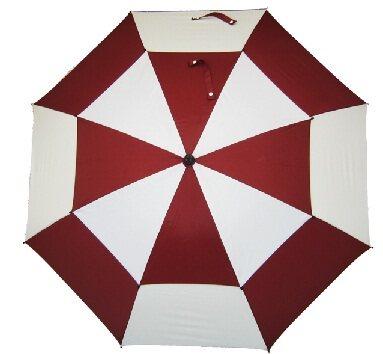 ร่มกอล์ฟ 2 ชั้น กัน UV ขนาด 32 นิ้ว แกนออโต้ Golf umbrella