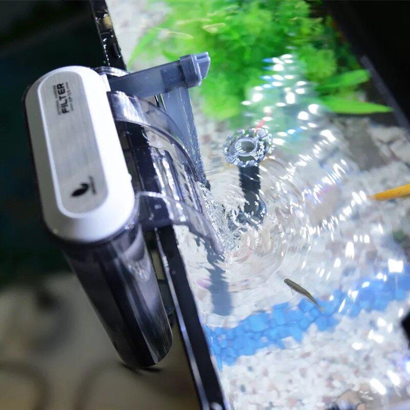 กรองแขวน กรองข้าง ตัวกรองแขวน ปั๊มน้ำ เครื่องตั้งค่าออกซิเจน อุปกรณ์ตู้ปลา ตัวกรองตู้ปลา ตู้ปลาตู้ปลา ตัวกรองภายนอก Aquarium Filter
