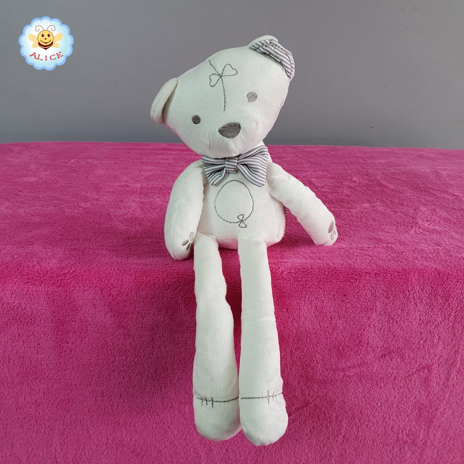ตุ๊กตา กระต่ายเน่า หมีเน่า กระต่ายใส่ชุดบัลเล่ต์(ชุดถอดได้) นิ่มมาก ของเล่น rabbit bear toy doll alicdolly