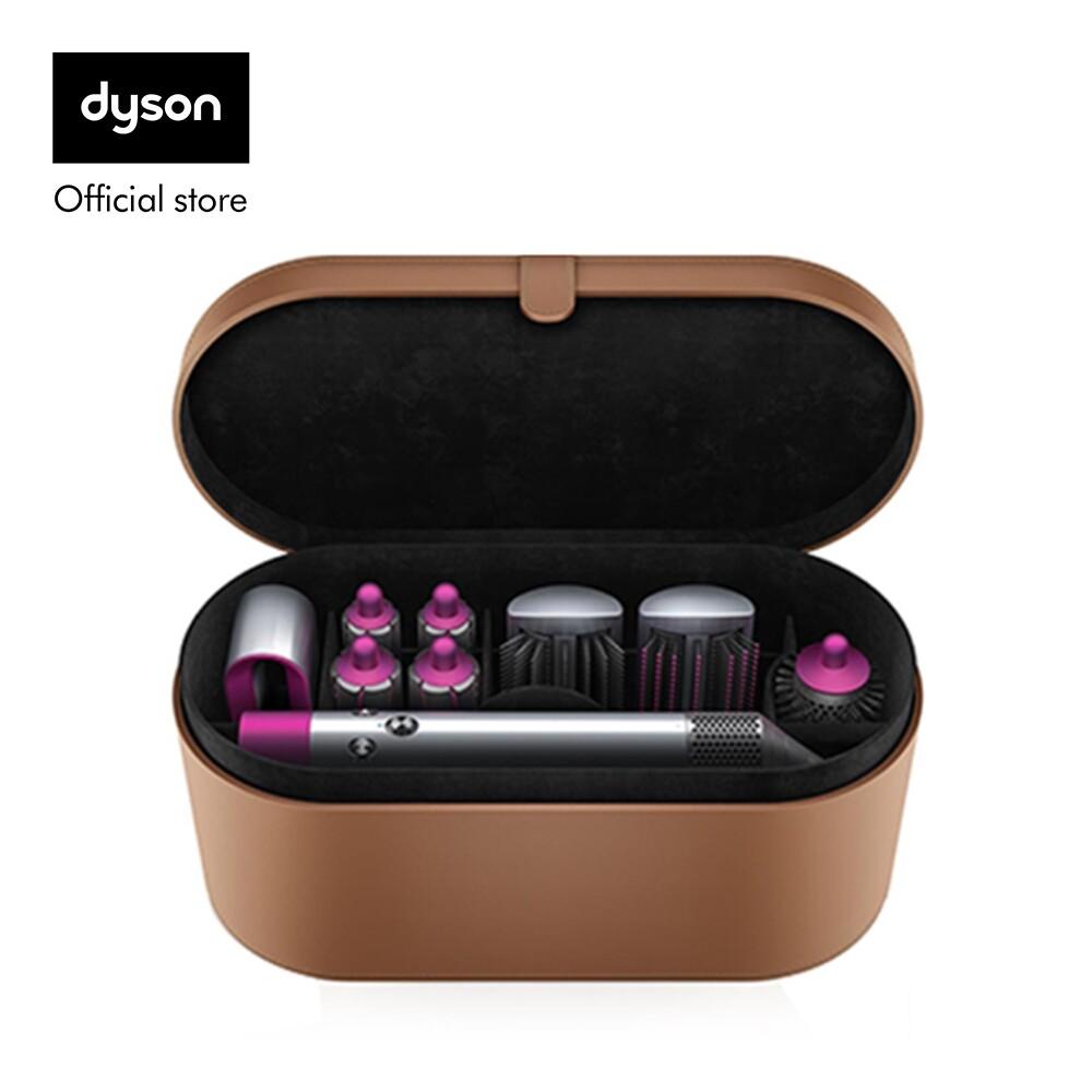 Dyson Airwrap™ Hair Styler Complete Nickel/fuchsia เซตอุปกรณ์จัดแต่งทรงผม ไดสัน สีชมพู.