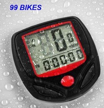 ไมส์จักรยาน มีสาย เครื่องวัดระยะทางจักรยาน Bicycle Computer Bn-518 กันละอองน้ำ ไมส์ ติดตั้งง่าย ฟังชั่นครบ คุณภาพดี ส่งเร็ว.