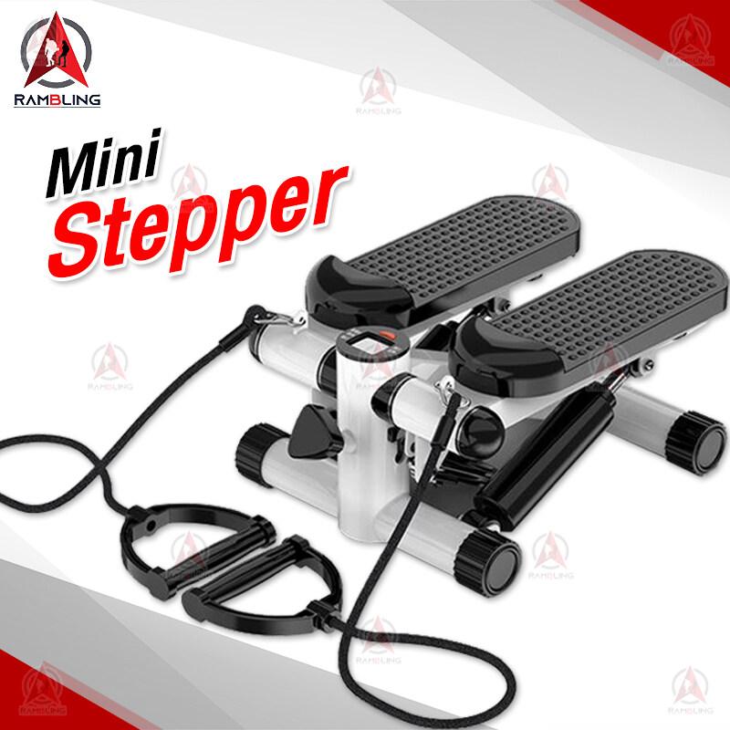 เครื่องออกกำลังกายแบบก้าวเหยียบ Mini Stepper เครื่องออกกำลังกายแบบเหยียบขึ้นลง เครื่องออกกำลังขา มินิ สเต็ปเปอร์.