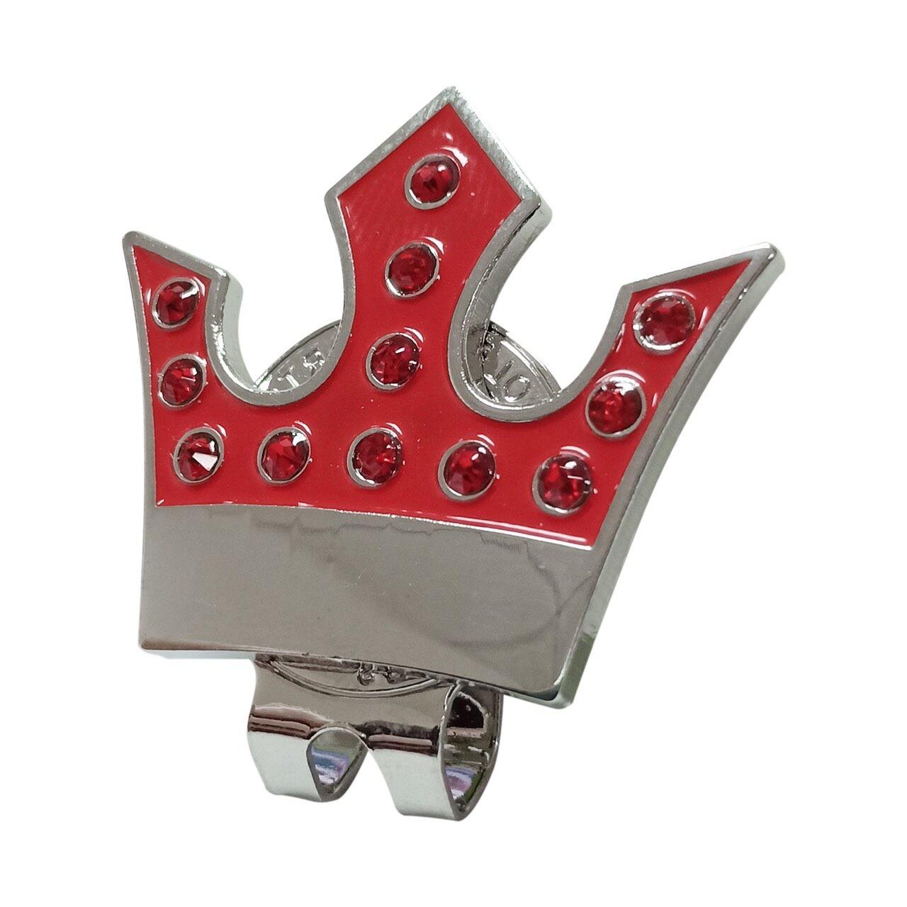 คลิปหมวกแม่เหล็ก มีให้เลือกหลายลาย รุ่นใหม่ล่าสุด GOLF MARKER MAGNET CLIP ราคาสุดคุ้ม MK0001