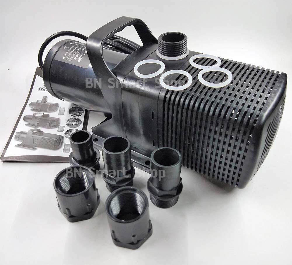 ปั๊มน้ำ ปั๊มน้ำพุ ปั๊มน้ำตก ปั๊มบ่อ SONIC รุ่น SP612 กำลัง 230 วัตต์ ปั้มขนาดใหญ่ ประหยัดไฟ ทนทาน