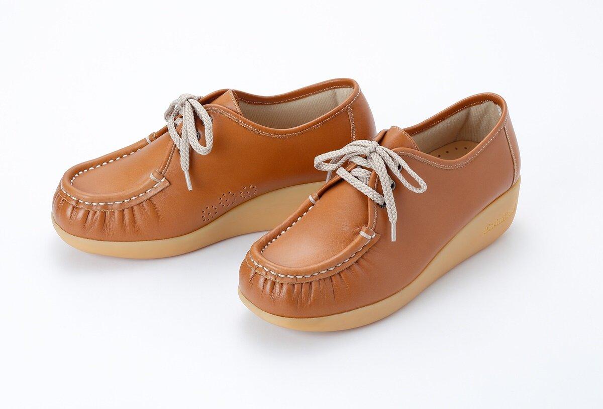 Js902-Tan Dortmuend Proseries รองเท้าสุขภาพ รองเท้าหมอ รองเท้าพยาบาล รองเท้าครู รองเท้าเชฟ รองเท้าเดินนาน ยืนนาน.