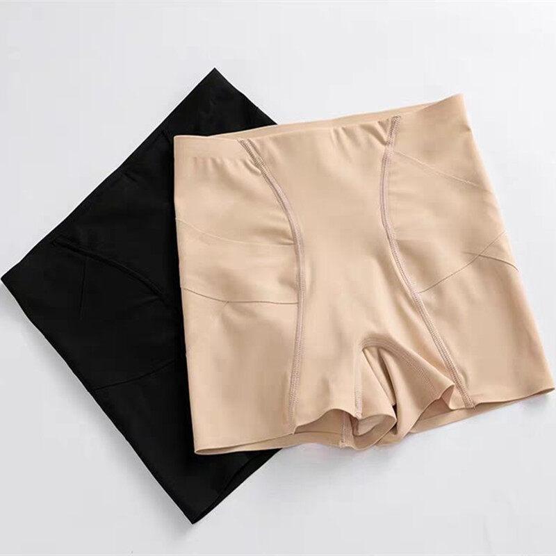 กางเกงซับในไร้ขอบกระชับสัดส่วน ยกก้น เก็บพุง ก้นเด้งเป็นทรงสวย ใส่ออกกำลังกายได้ มีกล่องบรรจุภัณฑ์ที่สวยหรู.