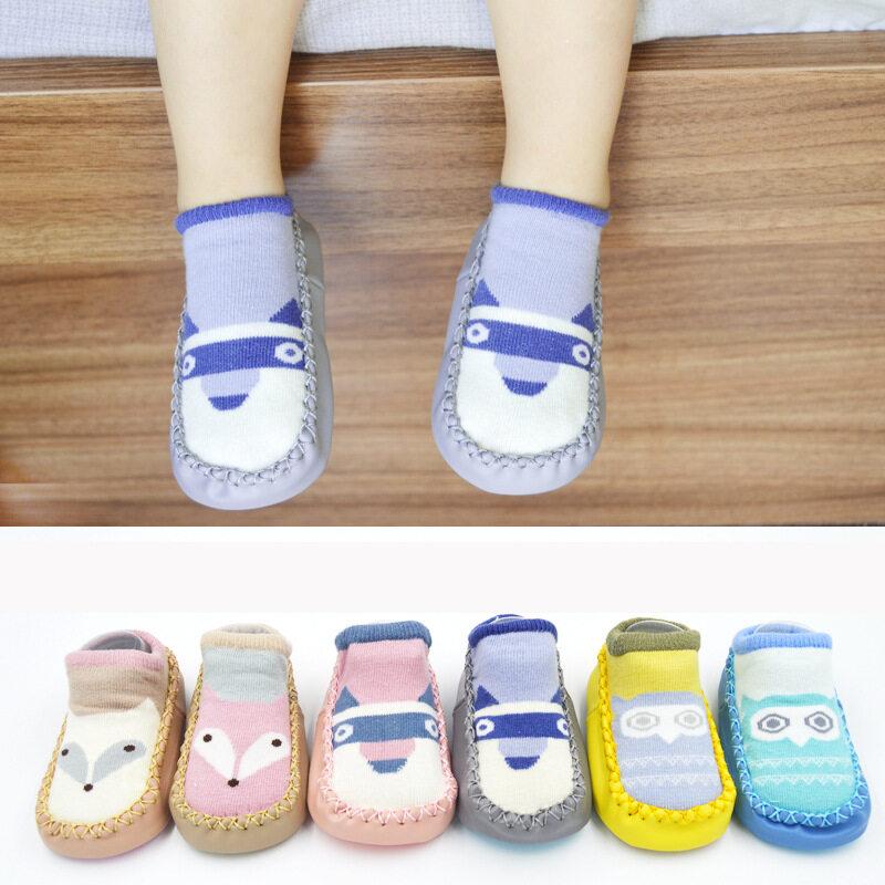 พร้อมส่ง!! รองเท้าเด็กหัดเดินเดิน รองเท้าหัดเดินลายน่ารัก รองเท้าเด็กกันลื่นสำหรับa35.