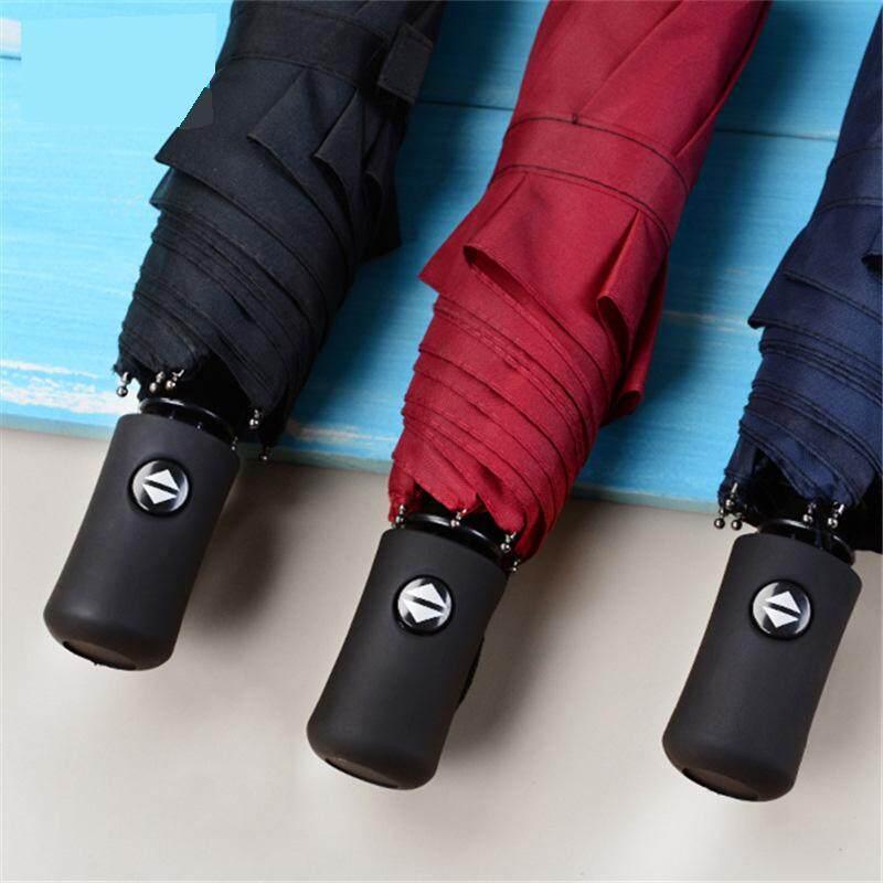 Goody Home ร่มอัตโนมัติ เพียงกดปุ่มเดียว ใช้ได้ทั้งกางร่มหรือหุบร่มได้ กันได้ทั้งฝนและแดด ได้ดี Uv.
