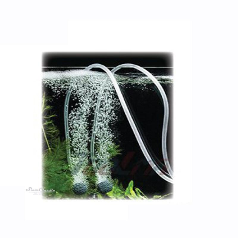 สายยางอ๊อกซิเจน สำหรับต่อปั๊มลม ปั๊มออกซิเจน ยาว 50 เมตร