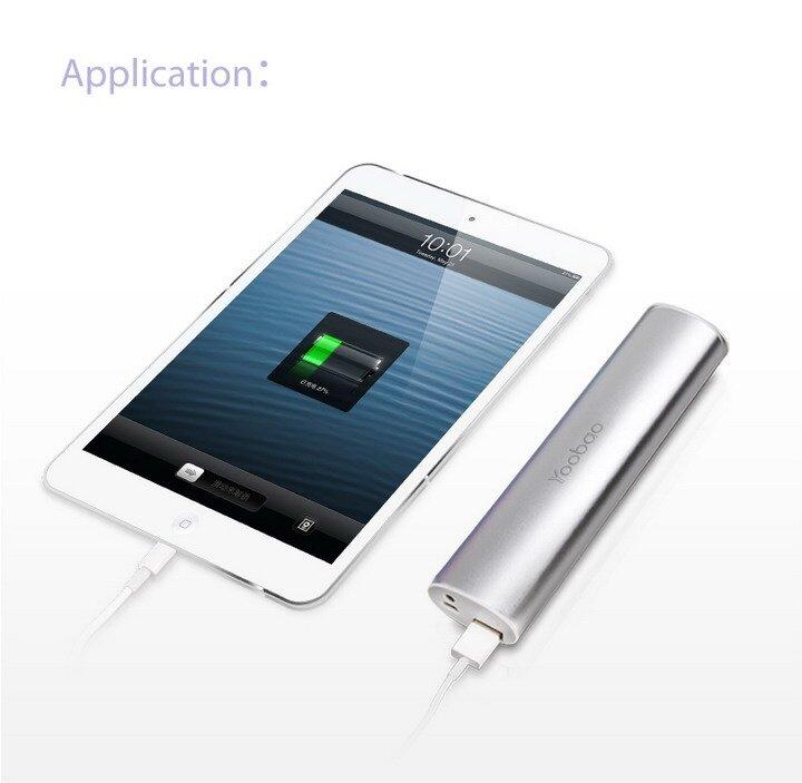 Yoobao magic wand power bank yb6014 10 400mah red for Samsung magic wand