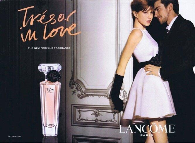 �ล�าร���หารู��า�สำหรั� Lancome Tresor in Love Eau De Parfum
