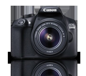 EOS 1300D Kit (EF S18-55 IS II) - Canon Thailand - Personal