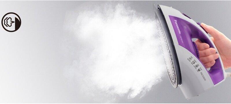 Panasonic เตารีดไอน้ำ 1,950 วัตต์ รุ่น NI-E510T-D