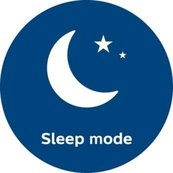 ทำงานเต็มประสิทธิภาพอย่างเงียบที่สุดใน Sleep Mode ด้วยระดับเสียงเพียง 33db