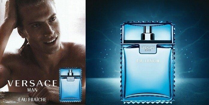 ผลการค้นหารูปภาพสำหรับ Versace man eau fraiche