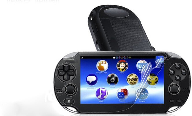 Product details of Hot LCD Screen Protective Film Clear For PSVITA Playstation Vita PS VITA