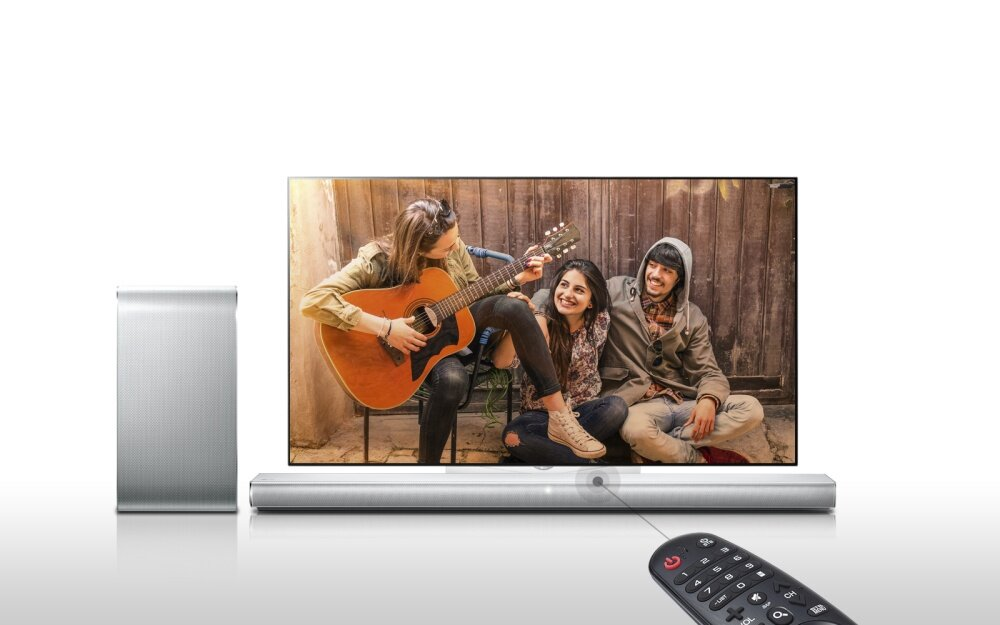 Control with your TV Remote : ควบคุม Sound Bar ผ่านรีโมททีวี