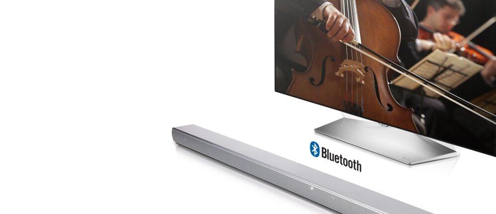 TV Sound Sync : เชื่อมต่อกับสมาร์ททีวีได้แบบไร้สาย