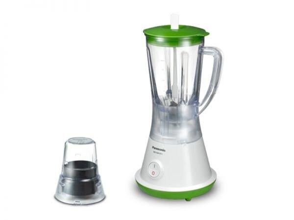 เครื่องปั่นน้ำผลไม้ Panasonic (Blender) รุ่น MX-GM1011-G (สีเขียว)