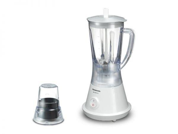 เครื่องปั่นน้ำผลไม้ Panasonic (Blender) รุ่น MX-GM1011-H (สีขาว)