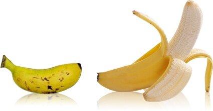กล้วย อาหารเสริม