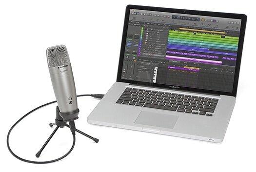 C01U Pro กับแล็ปท็อป