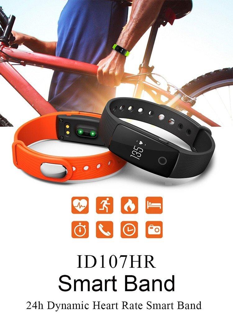 ID 107 Smart band
