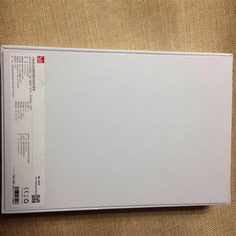"Xiaomi Yi II Wi-Fi 4K 2.19"" Sports Camera Set + 64GB TF CN"