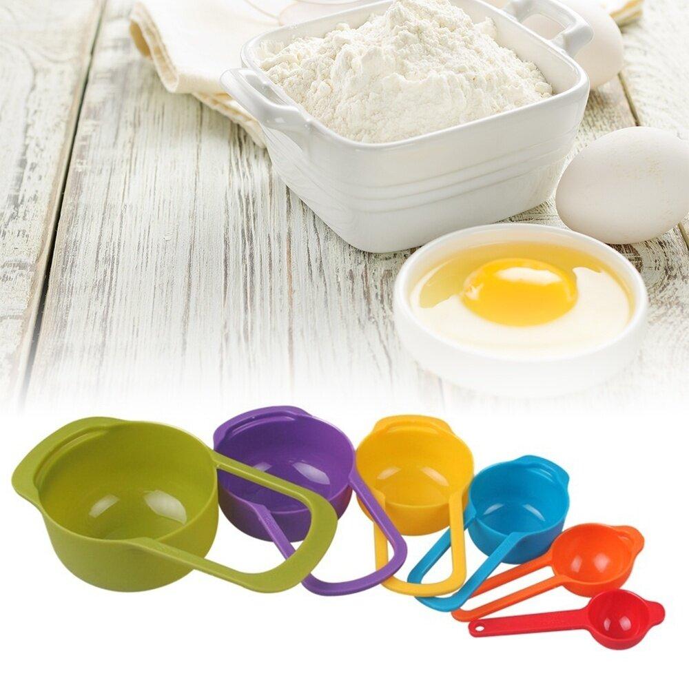 6 Pcs Home Kitchen Essential Tools Kit Set for Baking ...