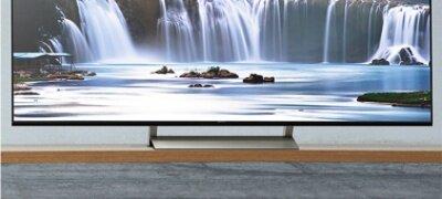 ภาพของ X94E / X93E ทีวี 4K HDR พร้อม Slim Backlight Drive+