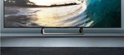 ภาพของ X85E ทีวี 4K HDR พร้อมจอแสดงผล TRILUMINOS™