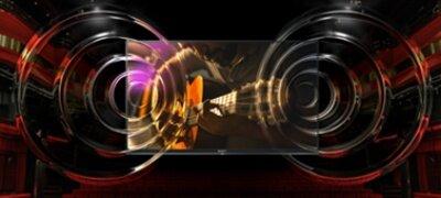 ภาพของ X90E ทีวี 4K HDR พร้อม X-tended Dynamic Range™ PRO