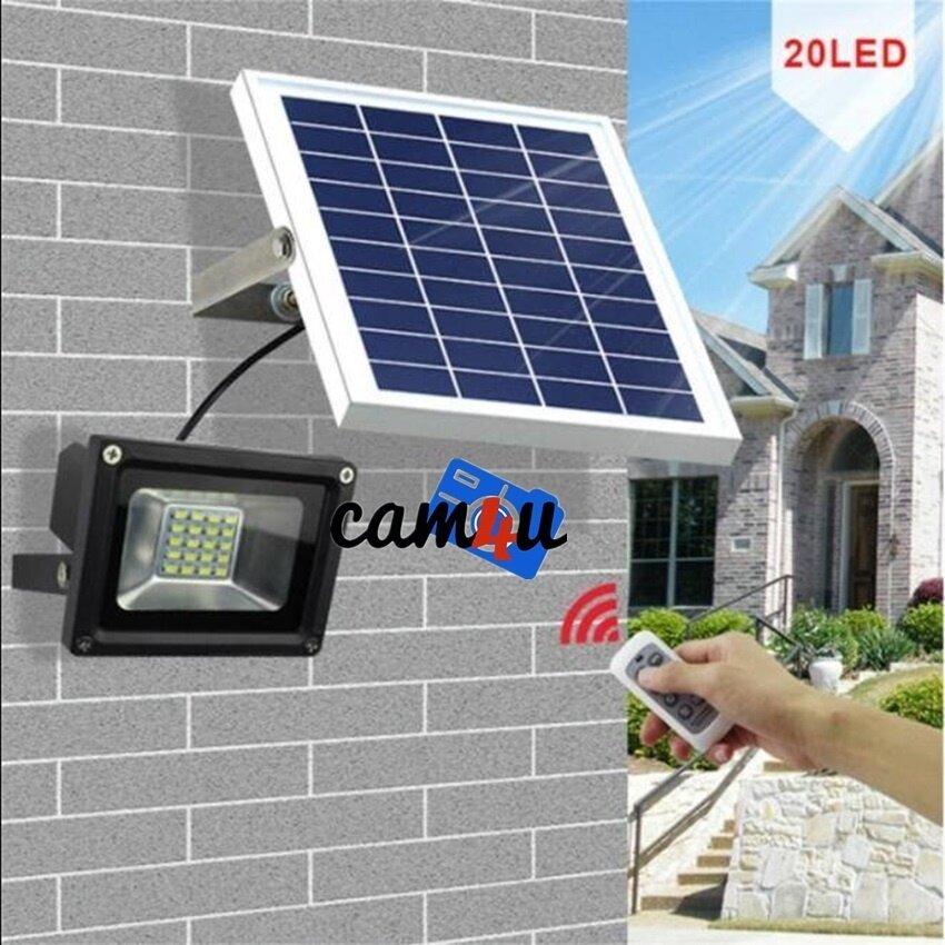 Solar Lights Lazada: Smart Solar Solar Light SuperBright โคมไฟ สปอตไลท์ โซล่า
