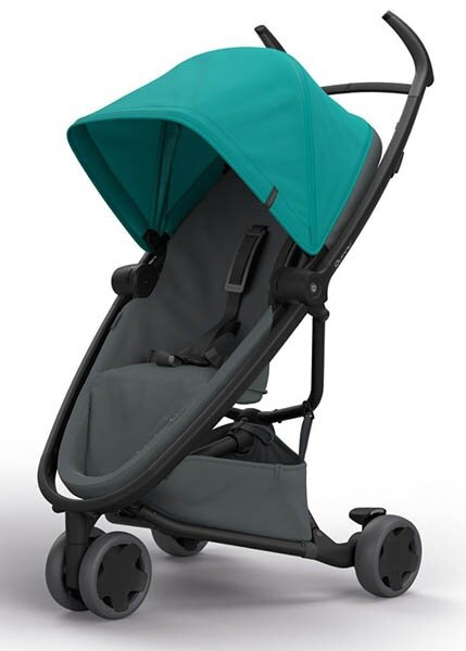 Quinny Zapp Flex Review - Chassis