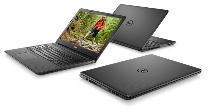 Dell Notebook 3567-W5651106OPPTH-Black