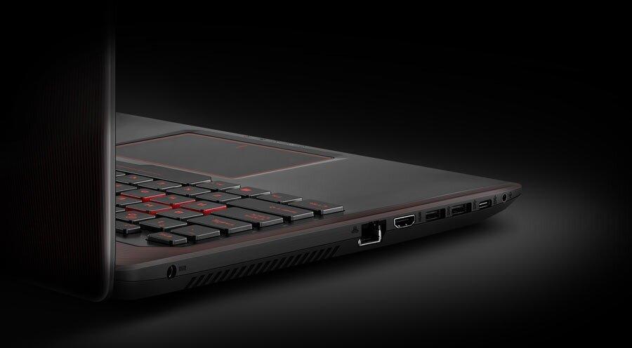 Asus Notebook FX553VD-FY377
