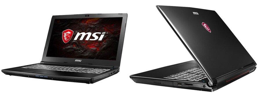 MSI Notebook GL62 7RDX-1410XTH