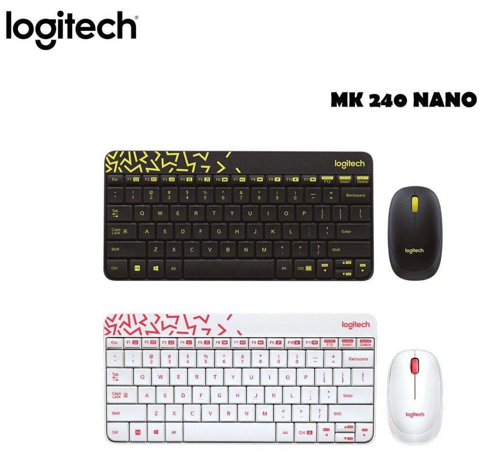 Logitech Mouse&Keyborad Wireless Combo MK240 Black/Chartreuse TH,Mouseราคาถูก,Keyboardราคาถูก,Mouse Wireless,KeyboardWireless,Mouse ไร้สาย,Mouseลายการ์ตูน,เมาส์ ลายน่ารัก,Mousemacro,Mouse bluetooth,Keyboard Mouseไร้สาย,Keyboard Mouse Comboset,Keyboard กันน้ำ,Keyboard ราคาถูก,Keyboard แบรนด์ดัง,คีย์บอร์ดมีไฟ,Mouseราคาน่ารัก,MouseKeyboard ขายดีที่สุด
