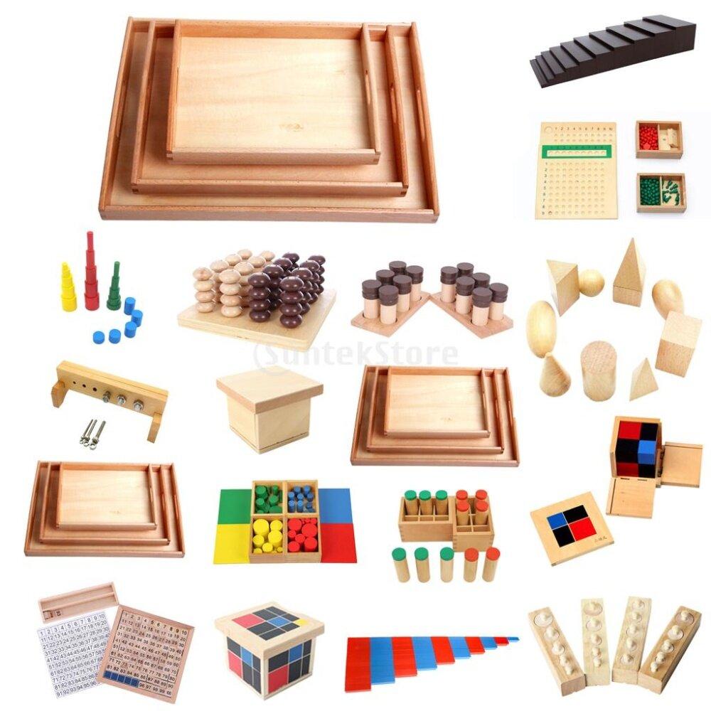 Set of Montessori Rods. อ่านเพิ่มเติม