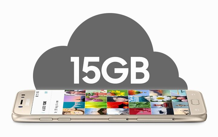 สำรองข้อมูลที่ Samsung Cloud