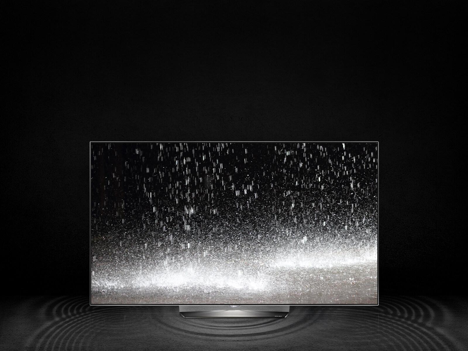 เสียงทีวีคุณภาพ ที่ปรับแต่งร่วมกับ แบรนด์เครื่องเสียง Hi-end อย่าง harman/kardon®